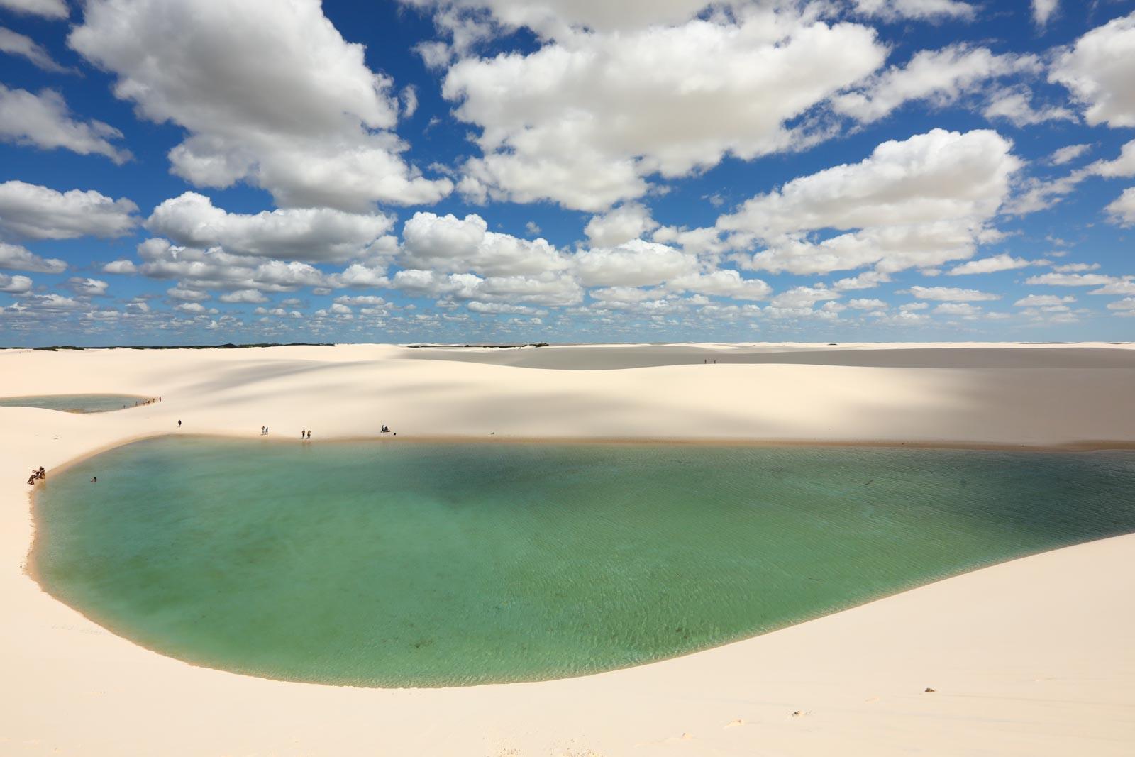 melhores praias do nordeste lencois maranhenses