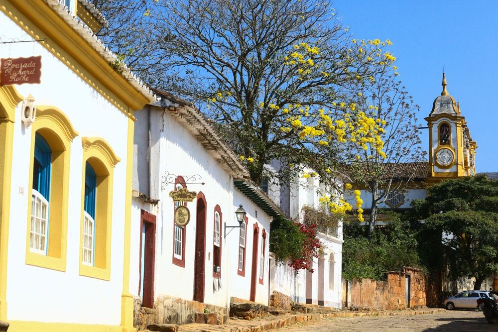 Melhores destinos do Brasil Tiradentes
