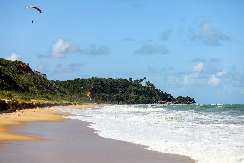 Praia de Taípe Trancoso