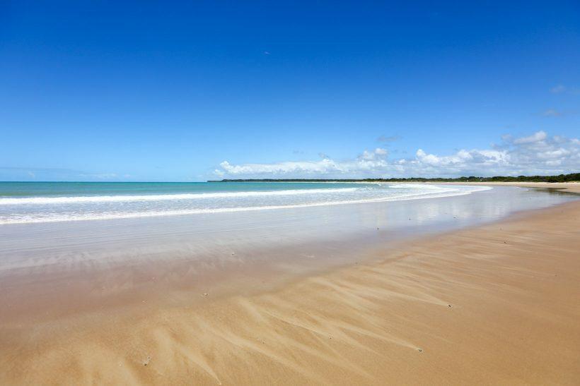 Praia de Patimirim