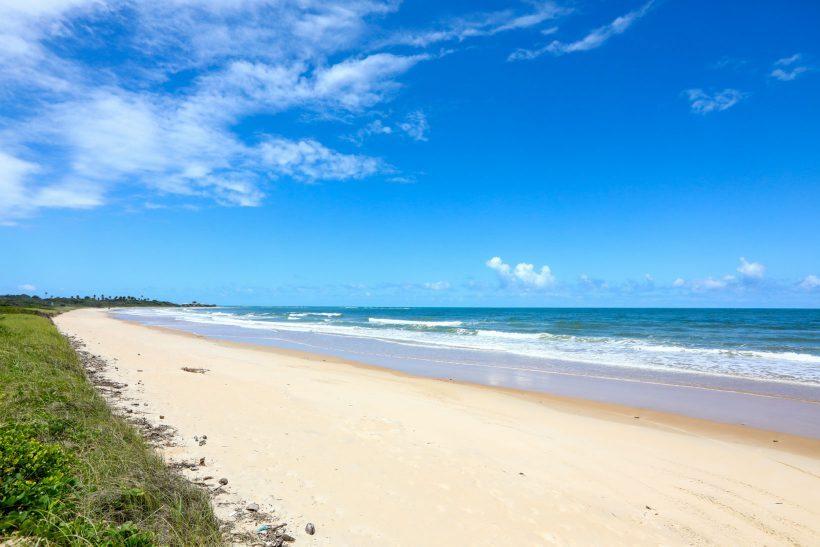 Praia de Itaquena