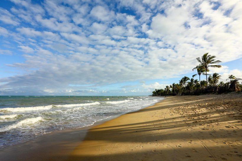 Melhores praias de Trancoso