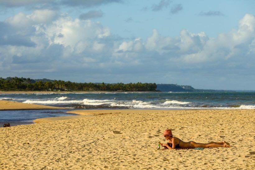 Praias de Trancoso Coqueiros