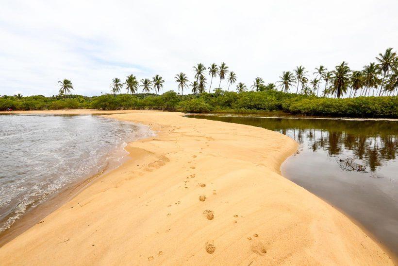 Praia da Barra do Rio dos Frades