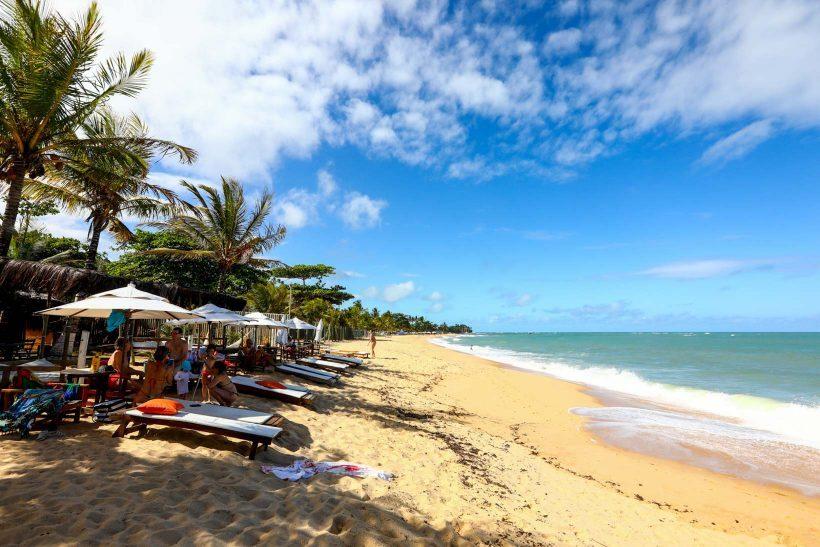 Praia do Rio Verde Bahia