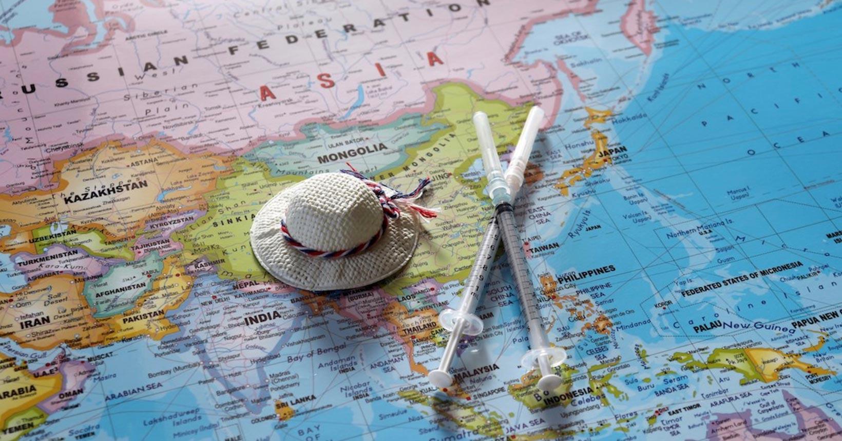 Turismo de vacina: saiba quais países estão vacinando turistas contra  Covid-19