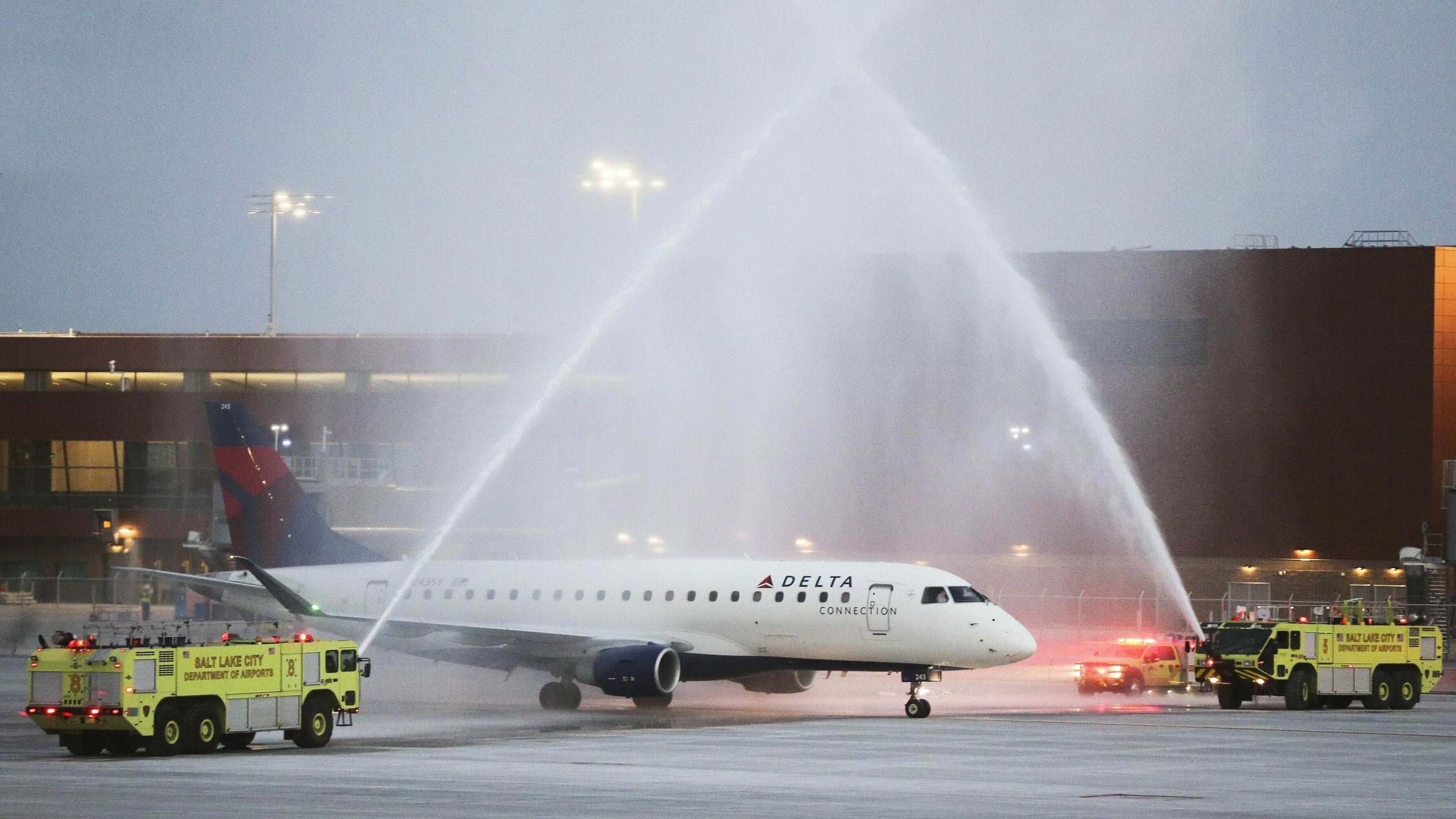 Batismo de aviões