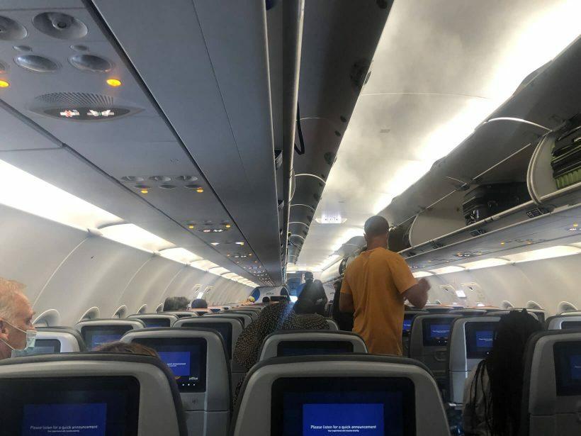 Voo da JetBlue de CUN para FLL