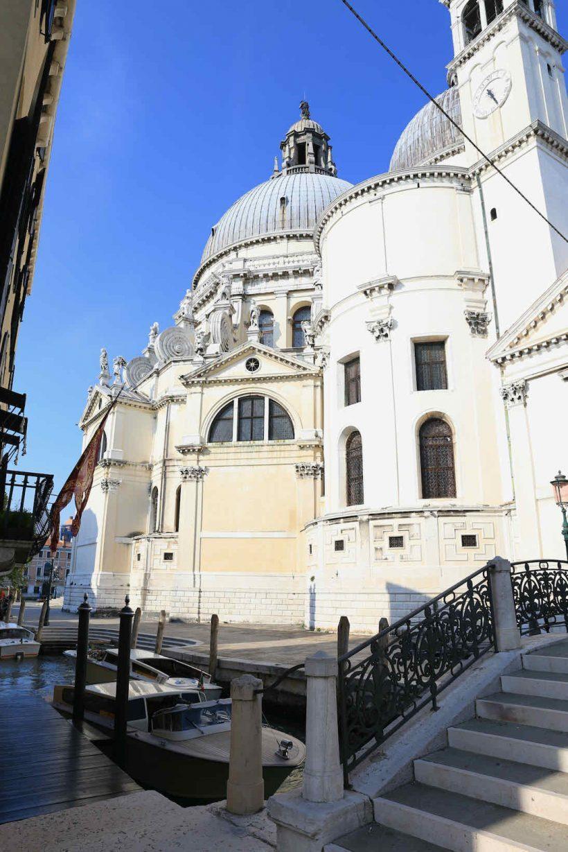 basilica santa maria della salute veneza