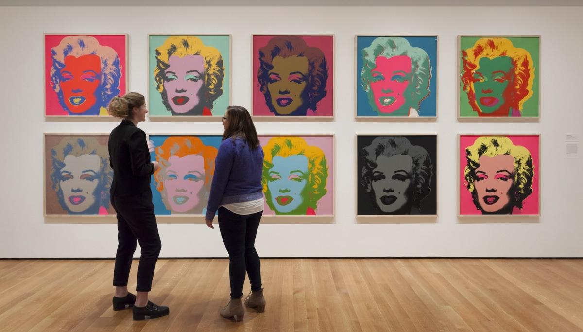 Marilyns de Andy Warhol