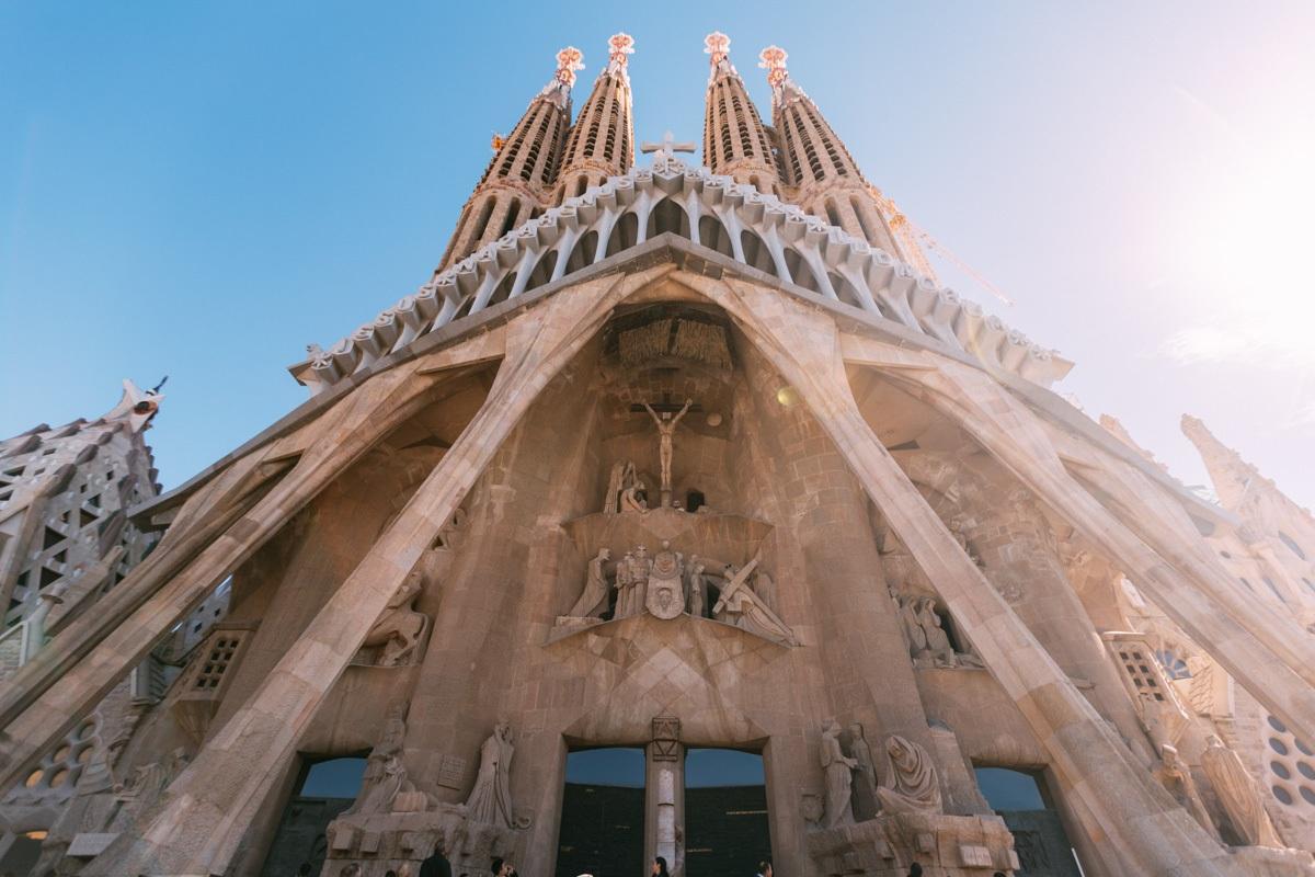 Sagrada Família Gaudi
