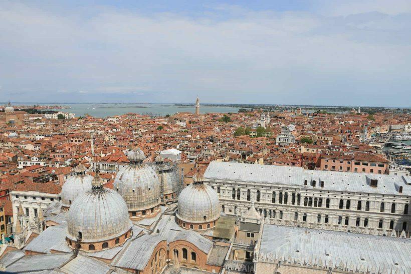 veneza campanile san marco