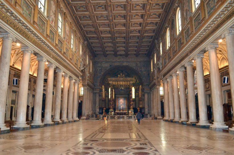 basilica em roma