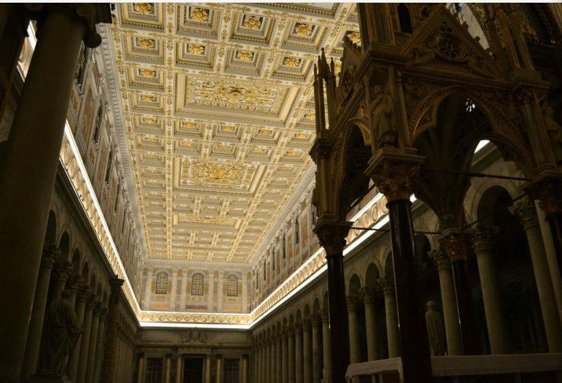 basilica papal roma sao paulo