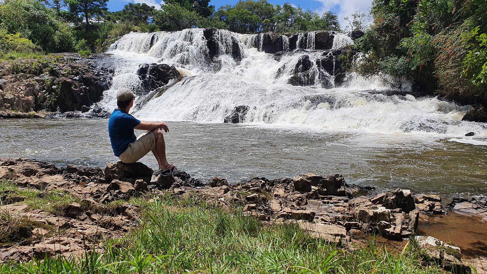 cachoeira ferias perto de casa