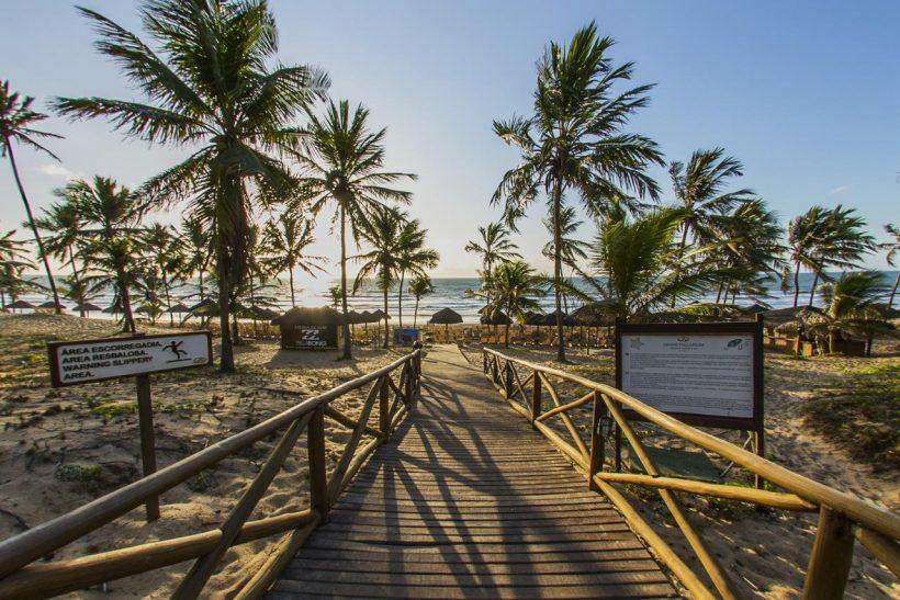 grand palladium resort all inclusive nordeste praia