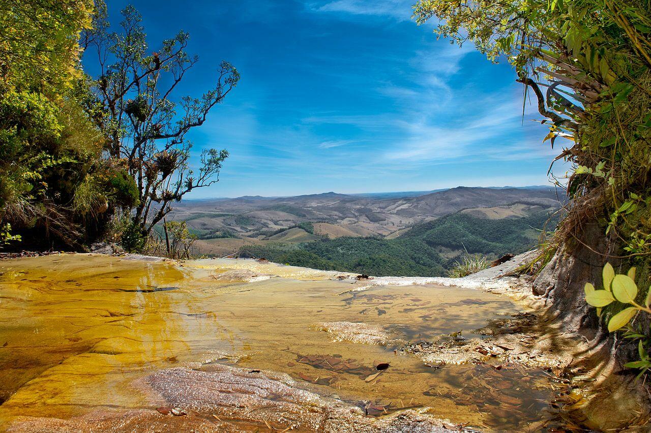 Cachoeiras de Minas Gerais