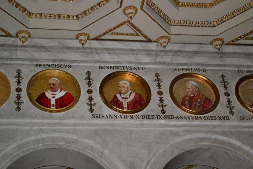 basilica papal roma