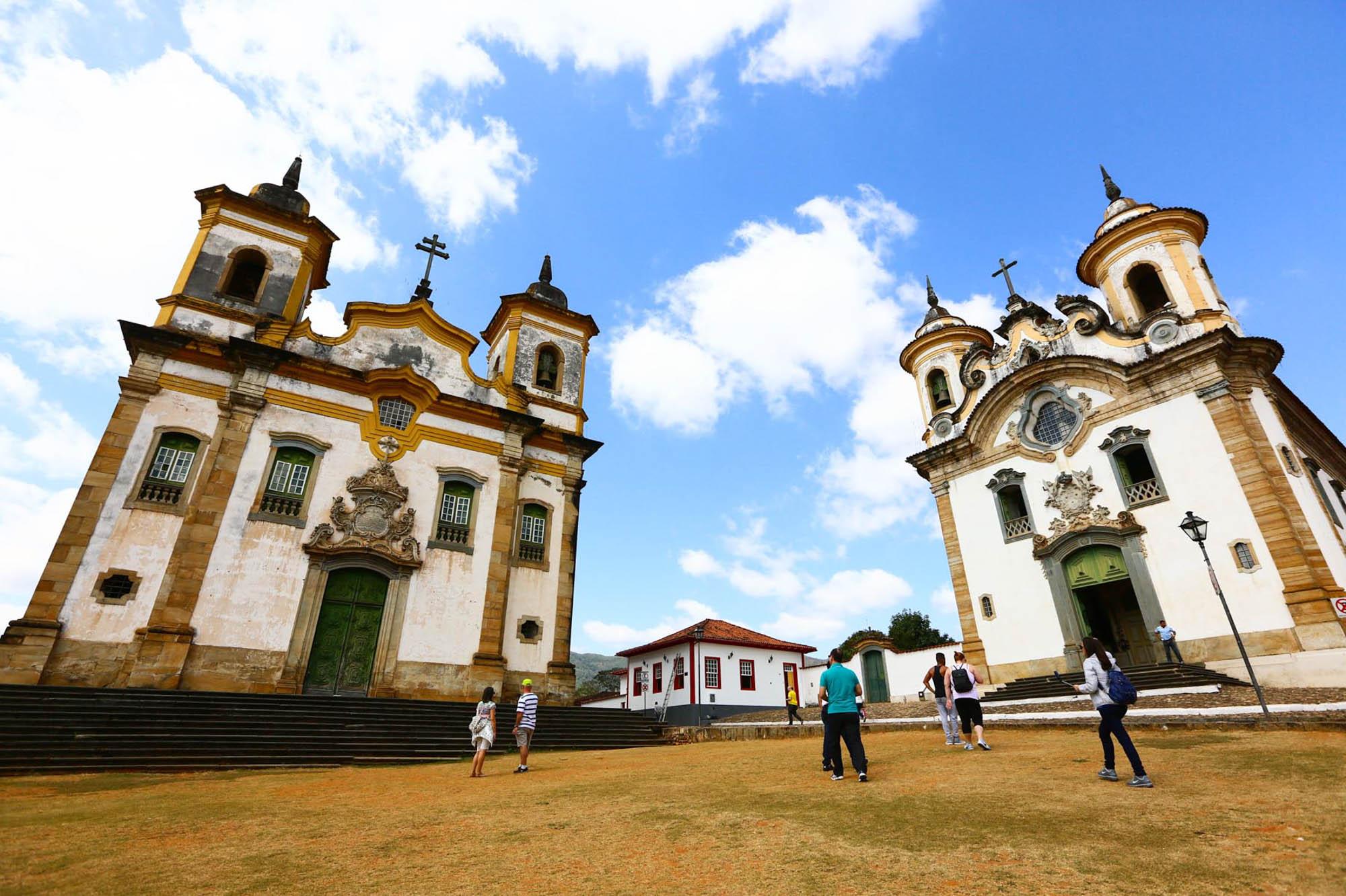 Turismo em Minas Gerais