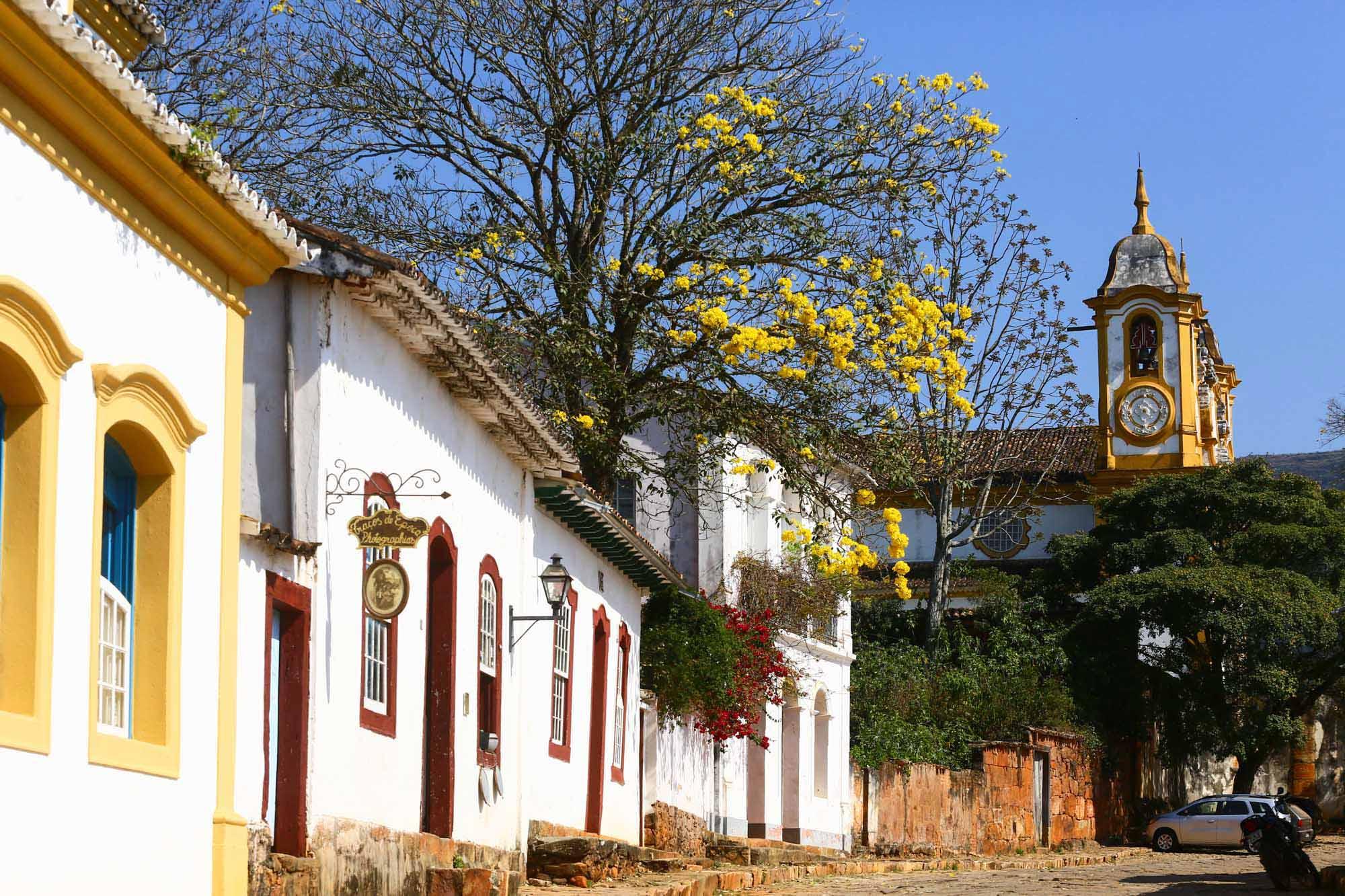 Cidades de Minas Gerais
