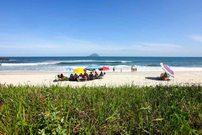 Praias em São Sebastião