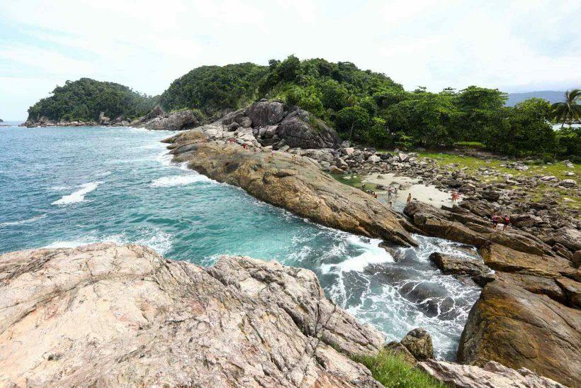 Praias liberadas em SP