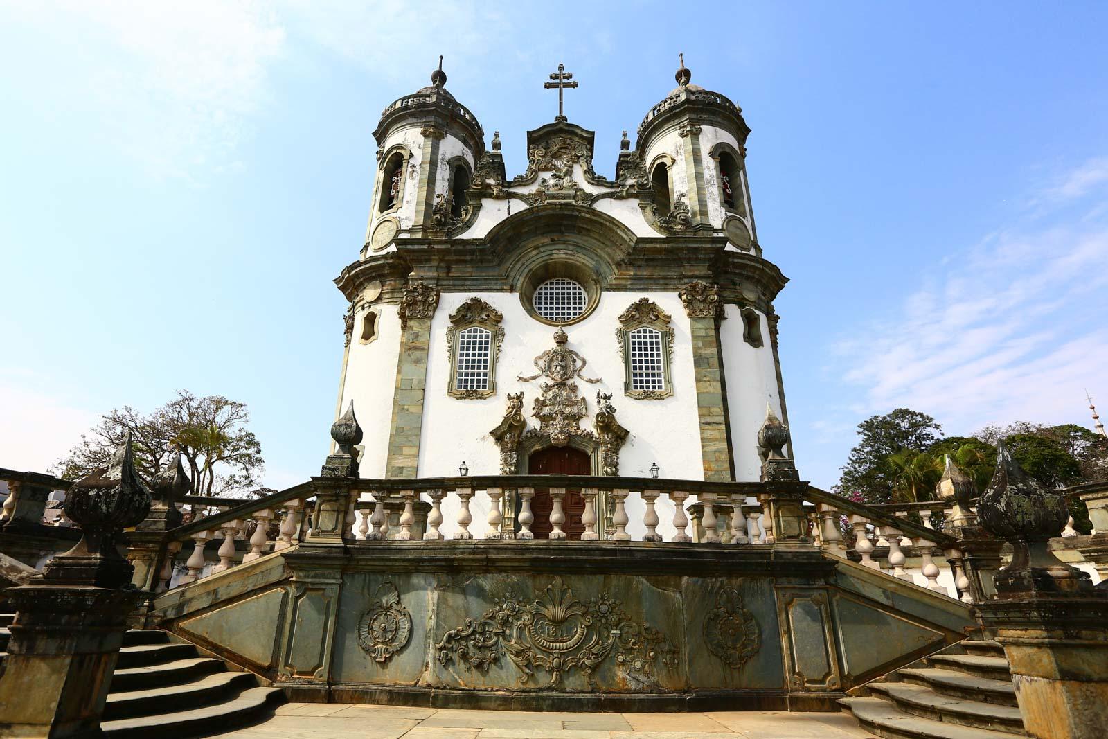 Igrejas de Minas Gerais