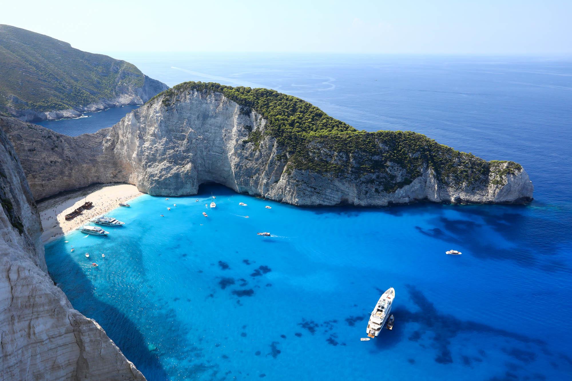 Turismo na Grécia