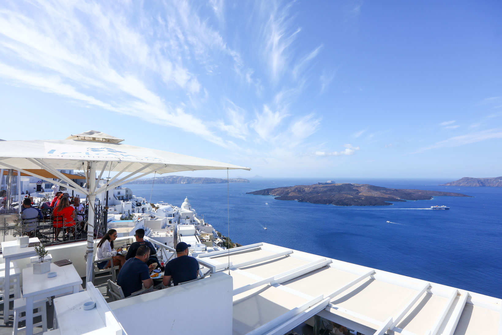 Grécia Santorini