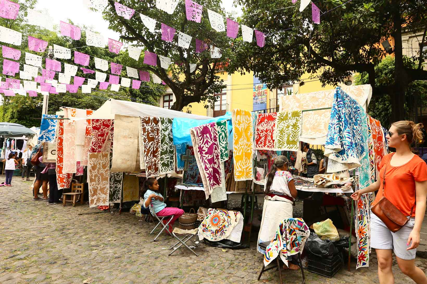 mercados de artesanato Cidade do México