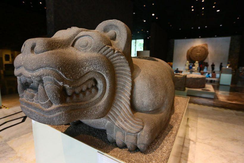 Museu de Antropologia Cidade do México