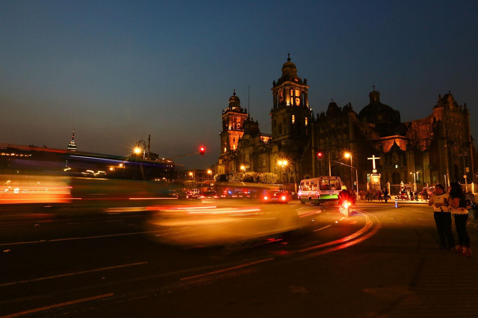 Cidade do México melhor época