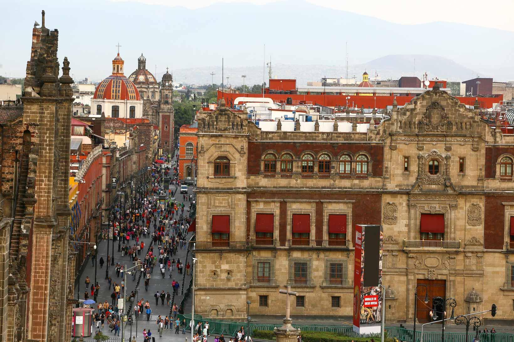 Cidade do México população