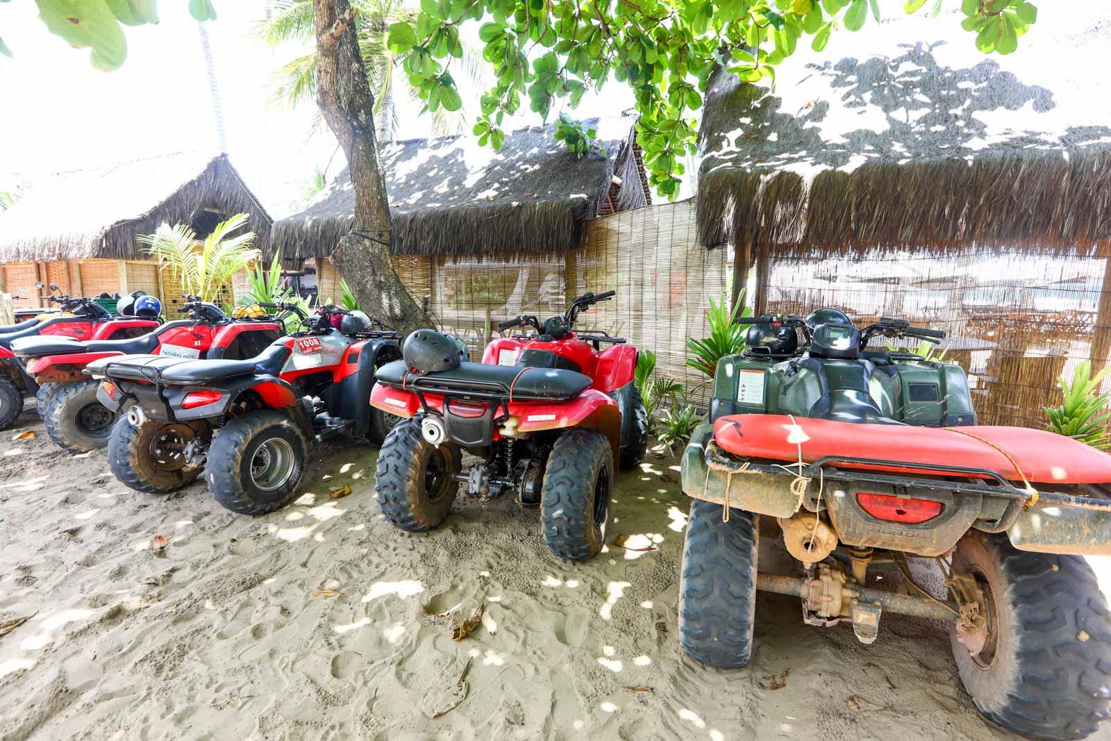 Transporte Península Maraú