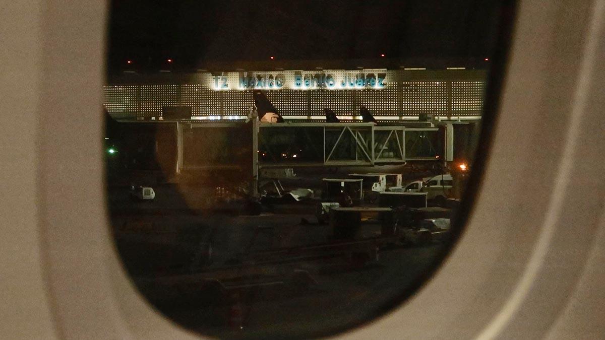 Aeroporto Cidade do México T2