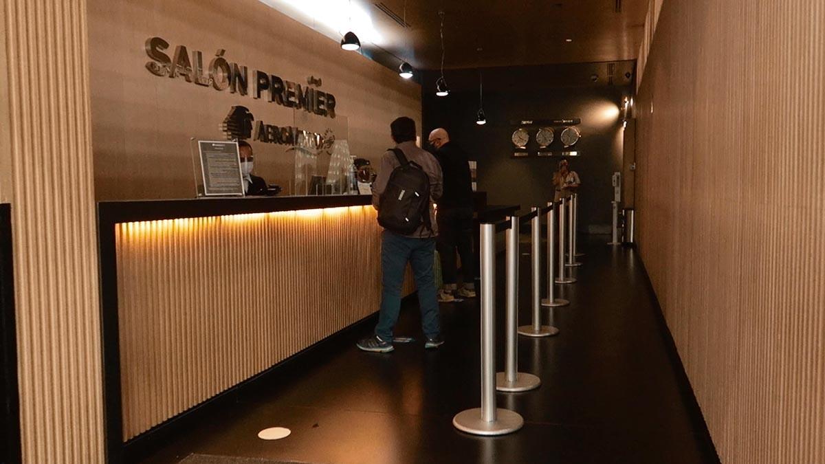sala vip aeromexico salon premiere