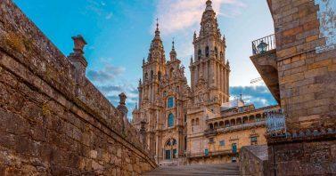 Catedral de Santiago de Compostela Espanha